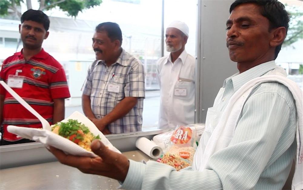 REGISTRATION OF STREET FOOD VENDORS